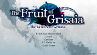 Video Game: The Leisure of Grisaia