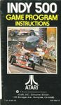 Video Game: Indy 500