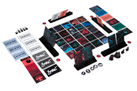 Board Game: Westbrooke: Out Last