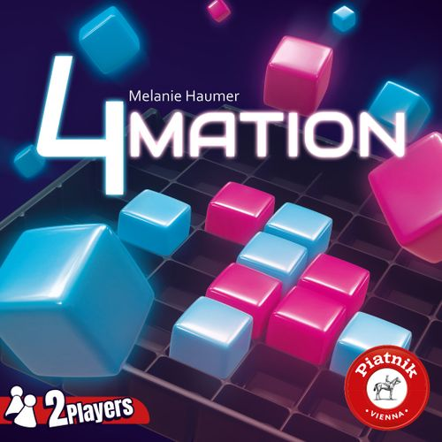 Board Game: 4Mation