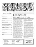 Issue: Other Hands (Issue 9 - Apr 1995)