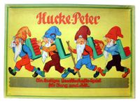 Board Game: Hucke-Peter