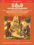 RPG Item: B8: Journey to The Rock