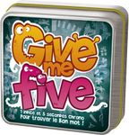 Board Game: Give Me Five