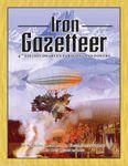 RPG Item: Iron Gazetteer