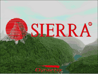 Video Game Publisher: Sierra Entertainment Inc.