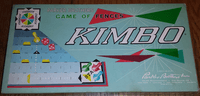 Board Game: Kimbo