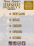 Video Game: Reiner Knizia's High Society