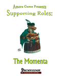 RPG Item: Supporting Roles: The Momenta