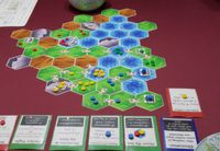 Board Game: Cultures of Man