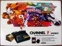 Video Game Hardware: Channel F System II