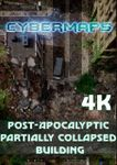 RPG Item: Cybermaps: Post-Apocalyptic Partially Collapsed Building