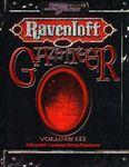 RPG Item: Gazetteer Volume III