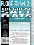 RPG Item: Floor Plan 2: The Great Salt Flats