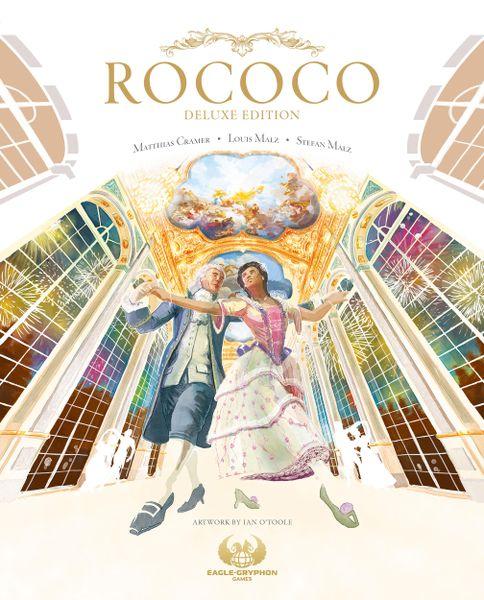 Rococo Deluxe Cover