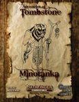 RPG Item: Ancestries of Tombstone: Minotanka