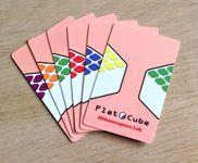 Board Game: Flat Cube
