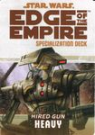 RPG Item: Edge of the Empire Specialization Deck: Hired Gun Heavy