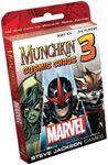 Board Game: Munchkin Marvel 3: Cosmic Chaos