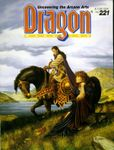 Issue: Dragon (Issue 221 - Sep 1995)