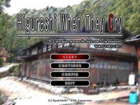 Video Game: Higurashi When They Cry - Chapter 3: Tatarigoroshi