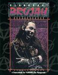 RPG Item: Clanbook: Brujah (1st Edition)