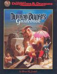 RPG Item: Dungeon Builder's Guidebook