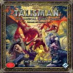 Board Game: Talisman (Revised 4th Edition): The Cataclysm Expansion