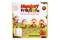 Board Game: Monkey Fractions