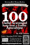 RPG Item: 100 Useful Scavenged Items from a Zombie Apocalypse