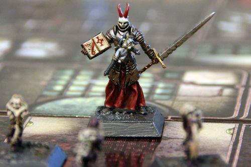 Board Game: Hybrid