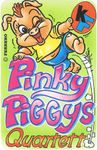 Board Game: Pinky Piggys Quartett