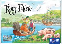 Board Game: Key Flow