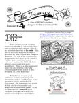 Issue: The Treasury (Issue #4)