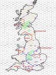 Board Game: Battle of Dark Age Britain