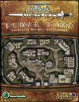 RPG Item: Mega Townscapes: Human Town