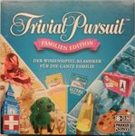 Board Game: Trivial Pursuit: Family Edition