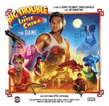 Board Game: Big Trouble in Little China: The Game