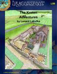 RPG Item: L5B: The Kroten Adventures