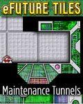 RPG Item: e-Future Tiles: Maintenance Tunnels