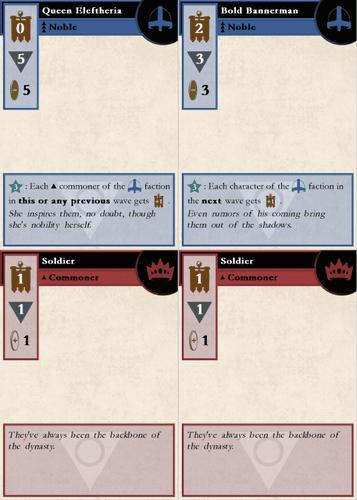Board Game: Shadow Throne