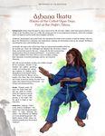 RPG Item: Adversaries of the Righteous: Ashana Ikatu