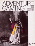 Issue: Adventure Gaming (Issue 4 - Oct 1981)
