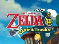 Video Game: The Legend of Zelda: Spirit Tracks