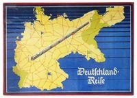 Board Game: Deutschlandreise