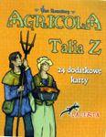 Board Game: Agricola Z-Deck