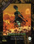 RPG Item: Splinters of Faith 06: Morning of Tears (Swords & Wizardry)