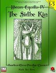 RPG Item: Librum Equitis IV: Sidhe Kin