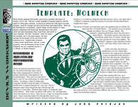 RPG Item: Template: Molmech