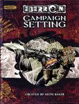 RPG Item: Eberron Campaign Setting